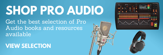 Music Books Plus Pro Audio Resources