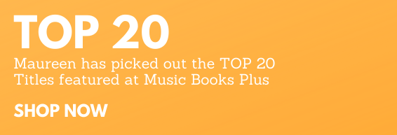 Music Books Plus Top 20